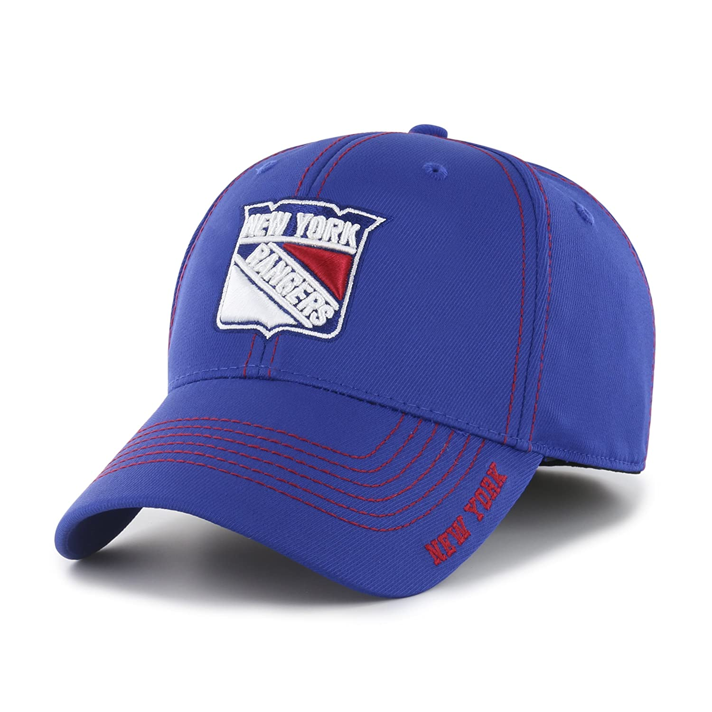 OTS NHL Mens Start Line Center Stretch Fit Hat