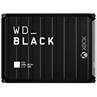 WD_Black 5TB P10 Game Drive for Xbox One, External Hard Drive - WDBA5G0050BBK-WESN