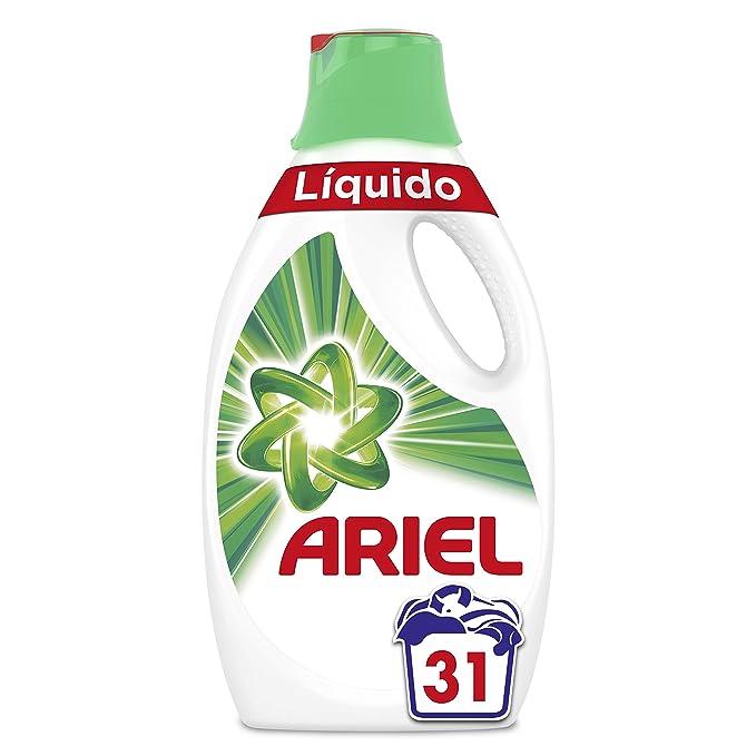 Ariel Original Detergente Líquido, Elimina las Manchas A La Primera Para Una Limpieza Increíble,