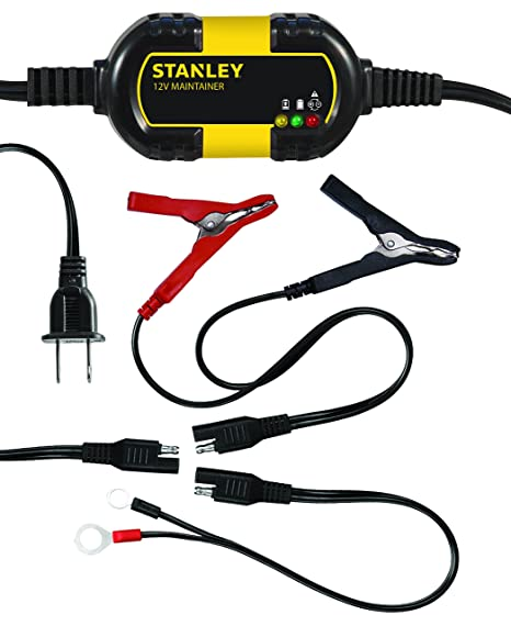 Amazon.com: STANLEY BM1S Cargador de batería totalmente ...
