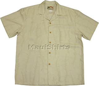 product image for Paradise Found Mens Banana Leaf in Paradise Shirt