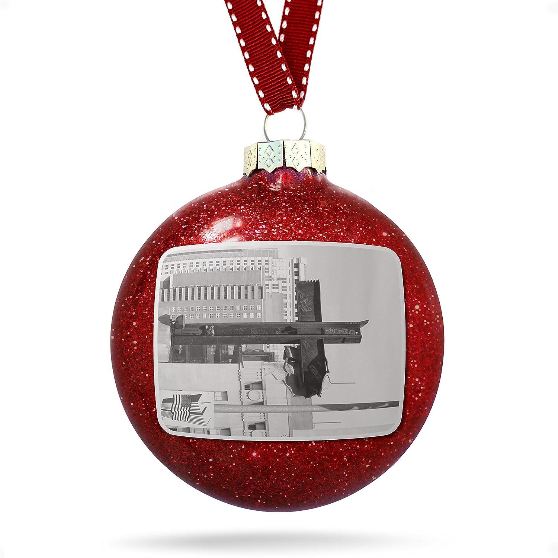 Amazon.com: Christmas Decoration 9/11 WTC Ground Zero, New York ...