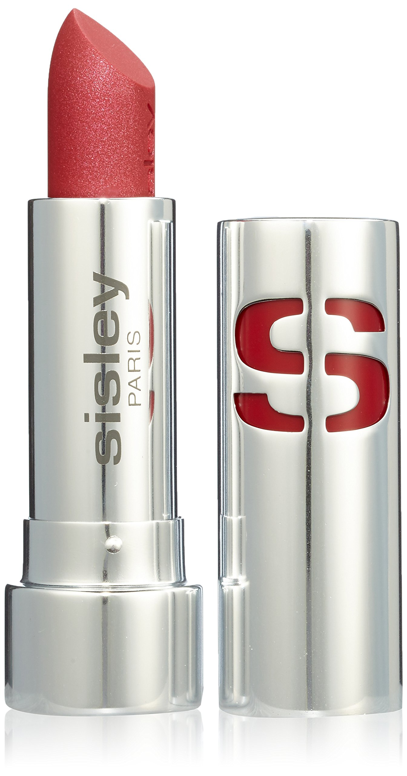 Sisley Phyto Lip Shine - # 5 Sheer Raspberry By Sisley for Women - 0.1 Oz Lipstick, 5/sheer Raspberry, 0.1 Ounce