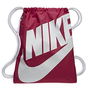 8a220bc9 Nike Heritage Gmsk, Mochila Unisex Adultos, Rosa (Rush Pink/White), Talla  unica (17x15x25 cm): Amazon.es: Deportes y aire libre