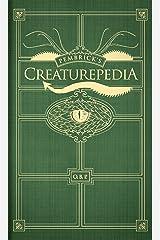 Pembrick's Creaturepedia: Skreean Edition (The Wingfeather Saga Book 5) Kindle Edition