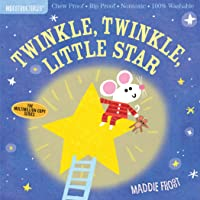 Indestructibles: Twinkle, Twinkle, Little Star: Chew Proof · Rip Proof · Nontoxic · 100% Washable (Book for Babies…