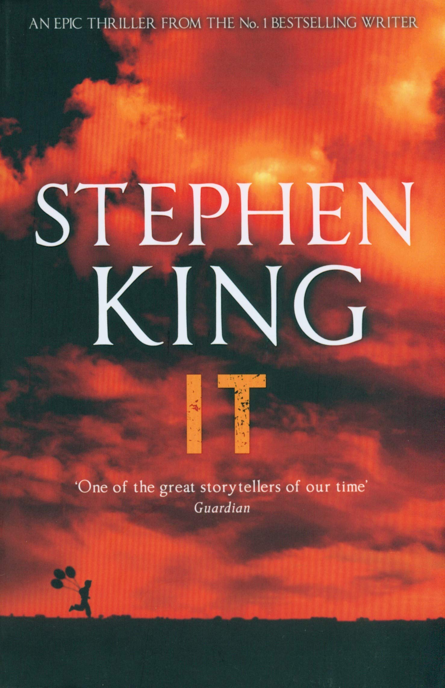 Image result for book cover it stephen king