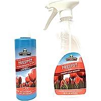 Bundle Set of Melaleuca Prespot 4X Concentrate, 8 Ounces and Spray Bottle