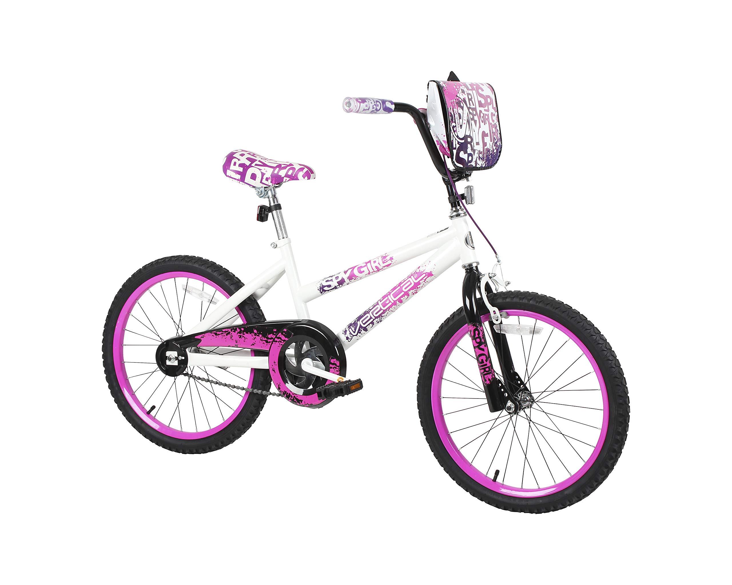 Dynacraft Vertical Spy Girl 20'' Bike
