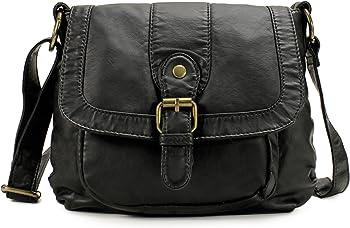 Scarleton Small Soft Washed Crossbody Bag