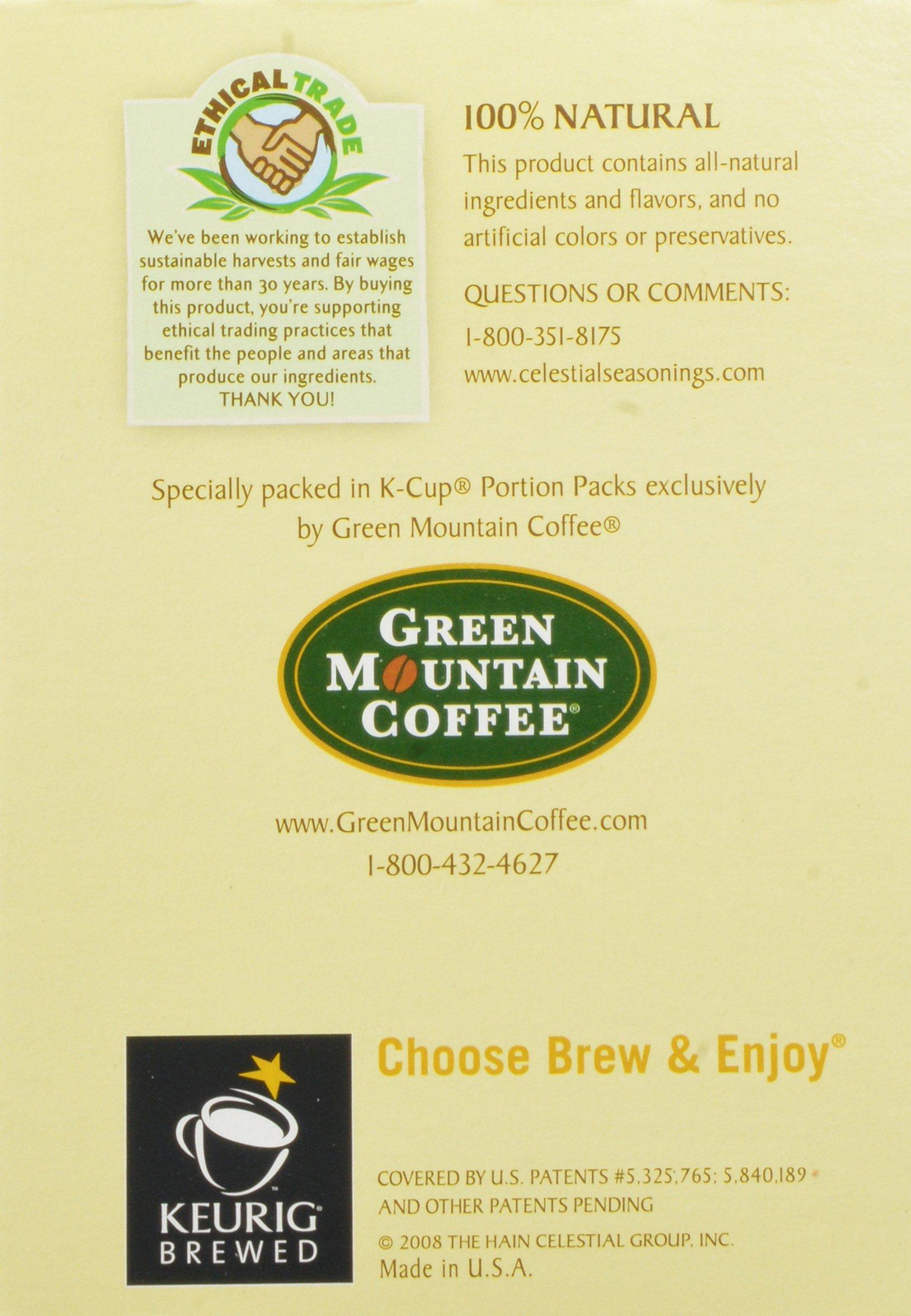 Celestial Seasonings Green Tea K-Cups, Authentic, 96-Count by Celestial Seasonings (Image #4)