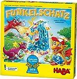 HABA® 303402 Funkelschatz Brädspel, Flerfärgad
