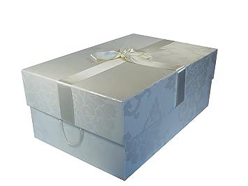 Amazon.com: Colorful Wedding Dress Storage Box Extra-Large Endsleigh ...