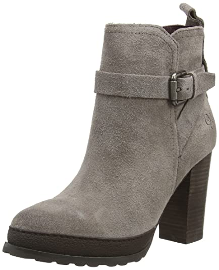 Womens High Heel Bootie Cold Lined Classic Boots Short Length Marc O'Polo bPHrx