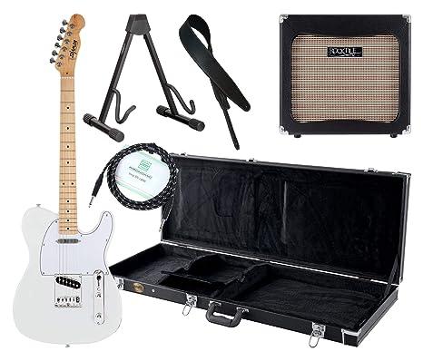 Shaman Element Series TCX-100W - Juego completo de guitarra ...