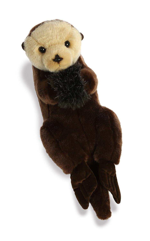 Large 26345 Aurora World Miyoni Plush Sea Otter