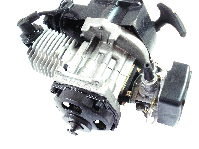 47 CCM MINIMOTO // QUAD triciclo COMPLETO hmparts motor