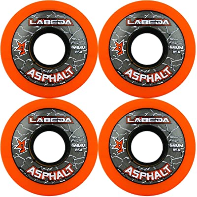Labeda Asphalt Outdoor Inline Hockey Wheels : Sports & Outdoors
