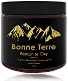 Bonne Terre 100% Pure Bentonite Clay , All Natural Healing Sodium Clay Sourced In USA