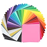 Amazon Price History for:Self Adhesive Vinyl Sheets (35 Pack) - Oracal 651/631 Ultimate Value Assortment Pack Permanent Vinyl for Cricut, Silhouette Cameo, Craft Cutters (12 Inches X 12 Inches)