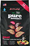 Grandma Lucy's Freeze-Dried Grain-Free Pet Food: Pureformance Goat 3lbs