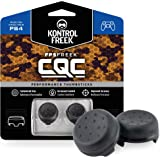 KontrolFreek FPS Freek CQC for PlayStation 4 (PS4) Controller | Performance Thumbsticks | 2 Mid-Rise Concave | Black