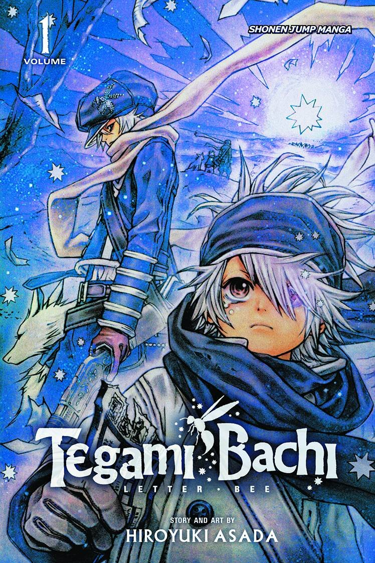 Image result for tegami bachi