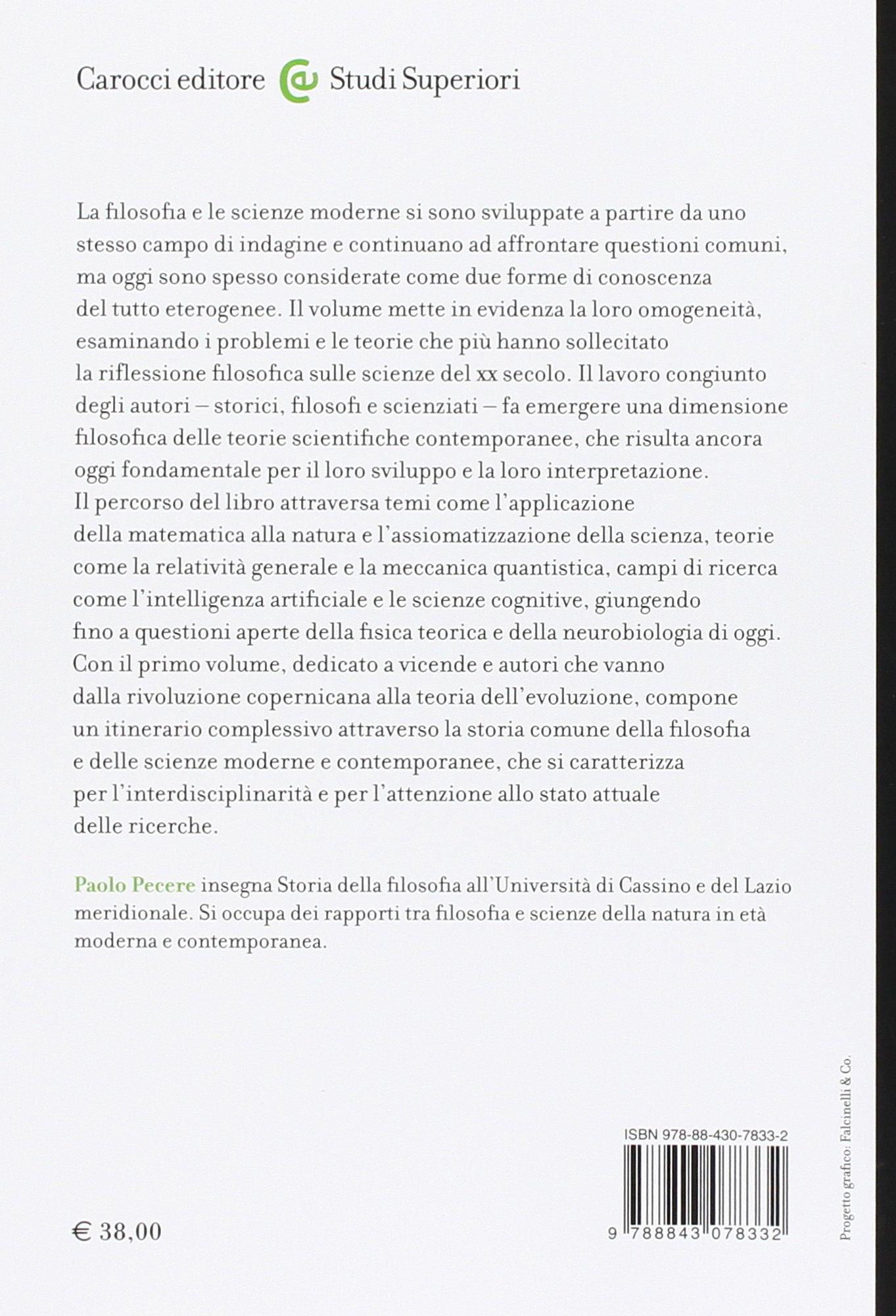 Il libro della natura: 2 (Studi superiori): Amazon.es: P. Pecere: Libros en idiomas extranjeros