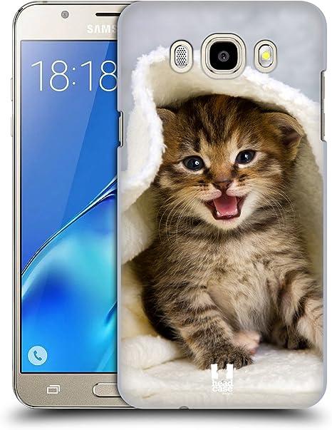 cover samsung j5 2015 gatto