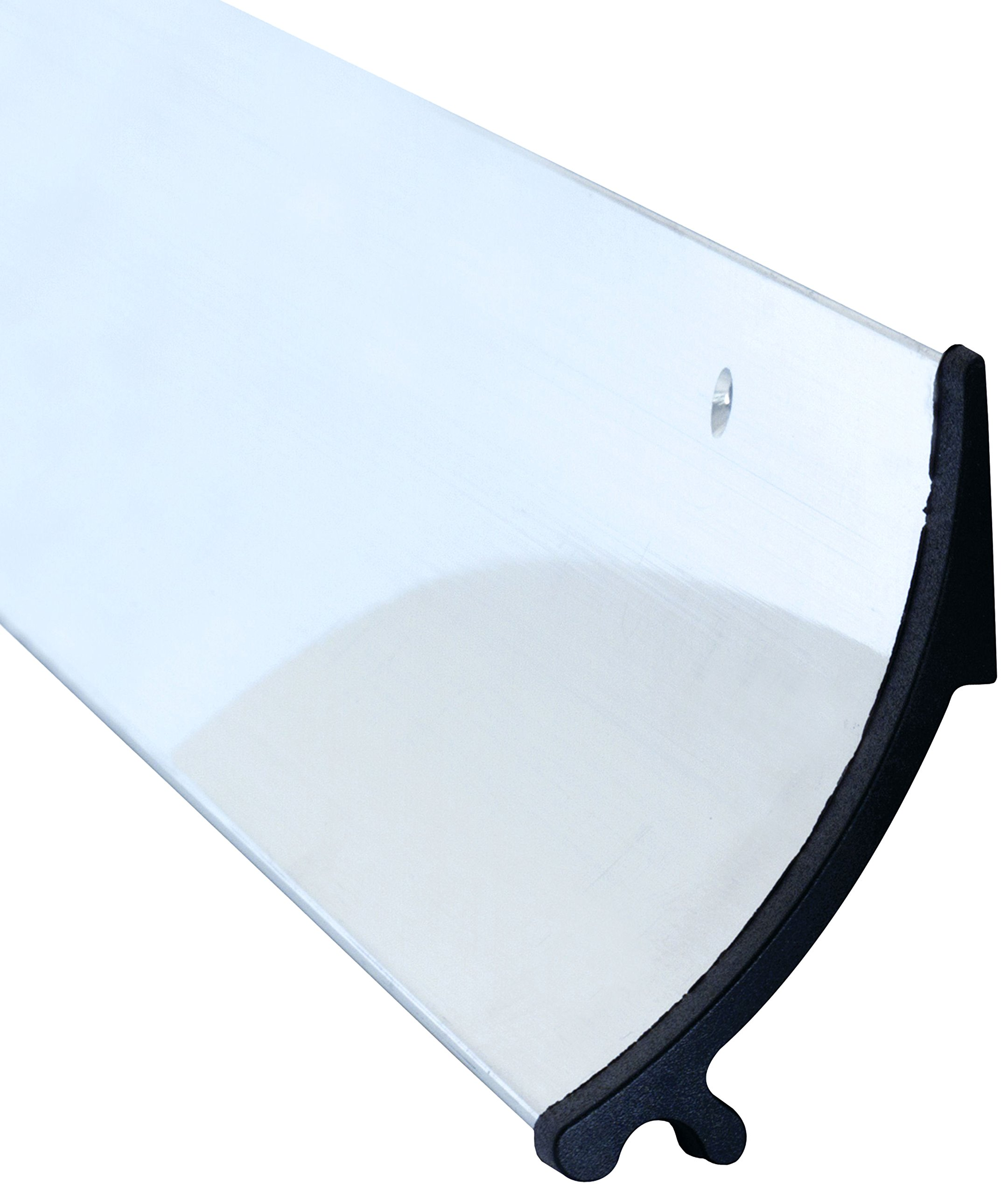 STORMGUARD 07SR0140838A SRD 63-838 mm Rain Deflector Weather Drip Bar - Aluminium