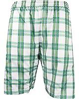 Fila Men's Club Reversible Plaid Tennis Shorts