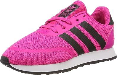 adidas N 5923 C Zapatillas Niño Roja, 33: Amazon.es: Zapatos