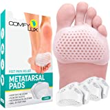 Metatarsal Pads Ball of Foot Cushions Metatarsal Pads for Women | Metatarsal Pads for Men | Ball of Foot Pads…
