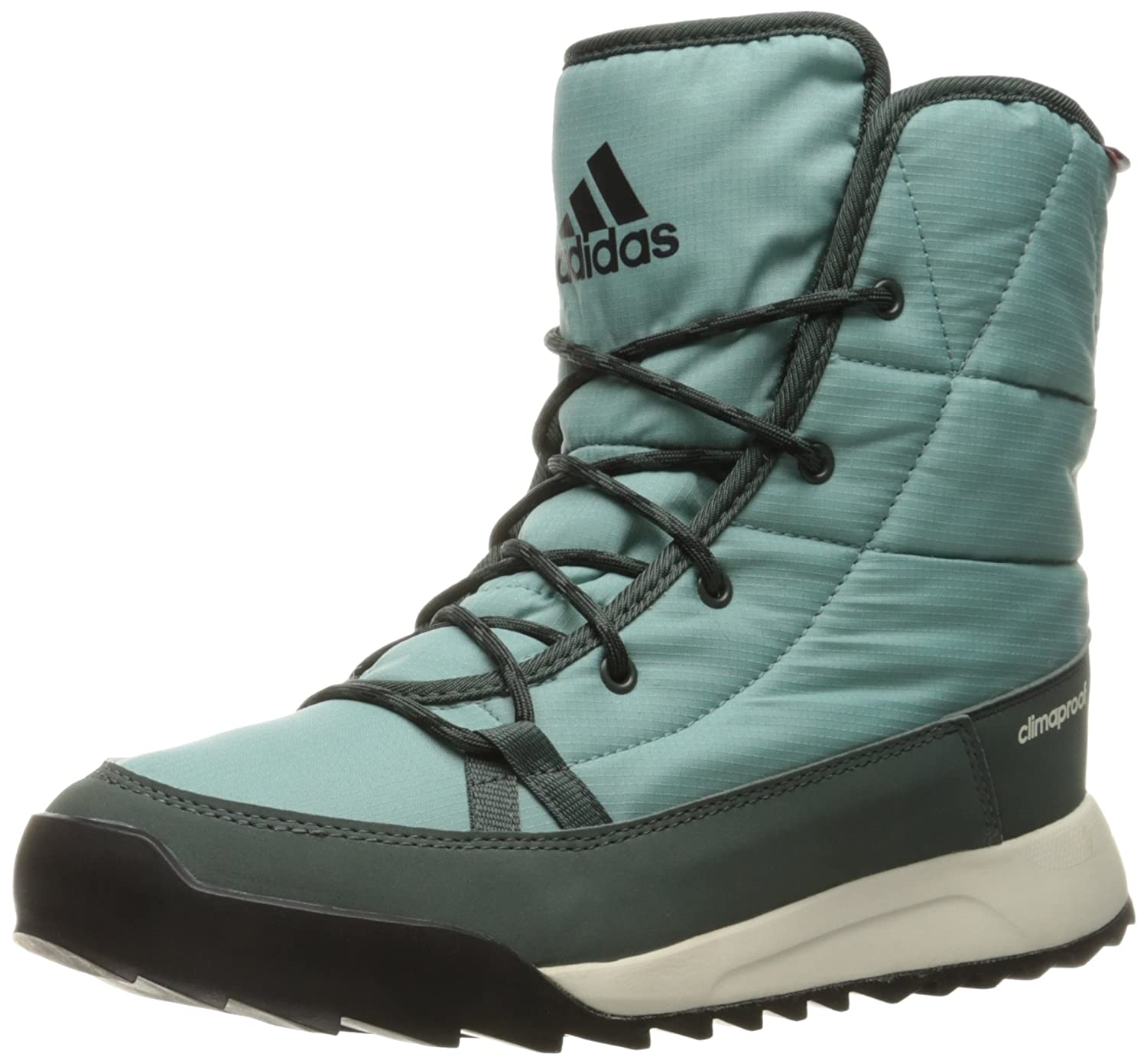 adidas outdoor Women's CW Choleah Insulated CP Snow Boot B018WSWEF0 7 B(M) US|Vapour Steel/Utility Ivy/Black