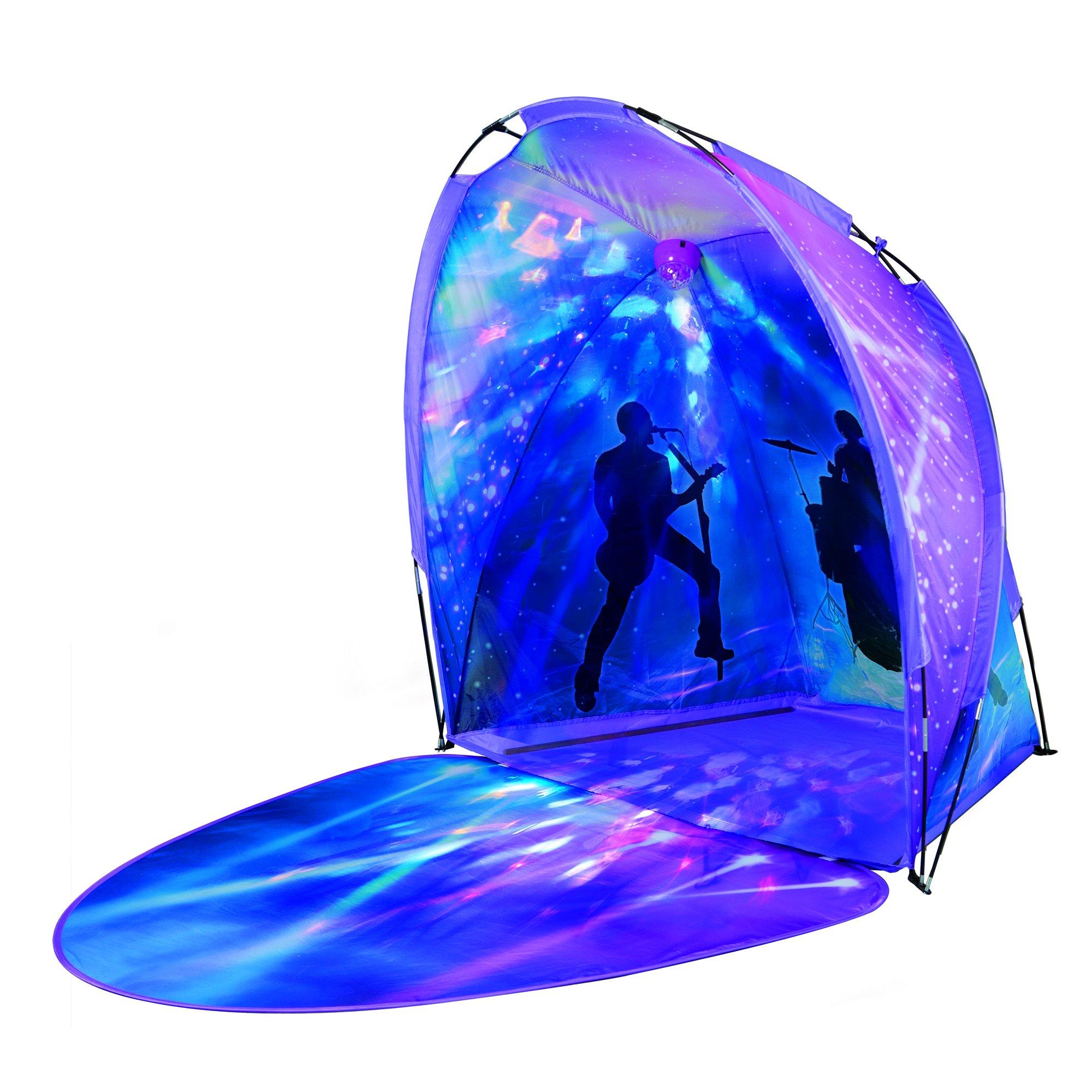 John Popup Indoor/Outdoor Play Tent for Kids (Pop Star Stage)