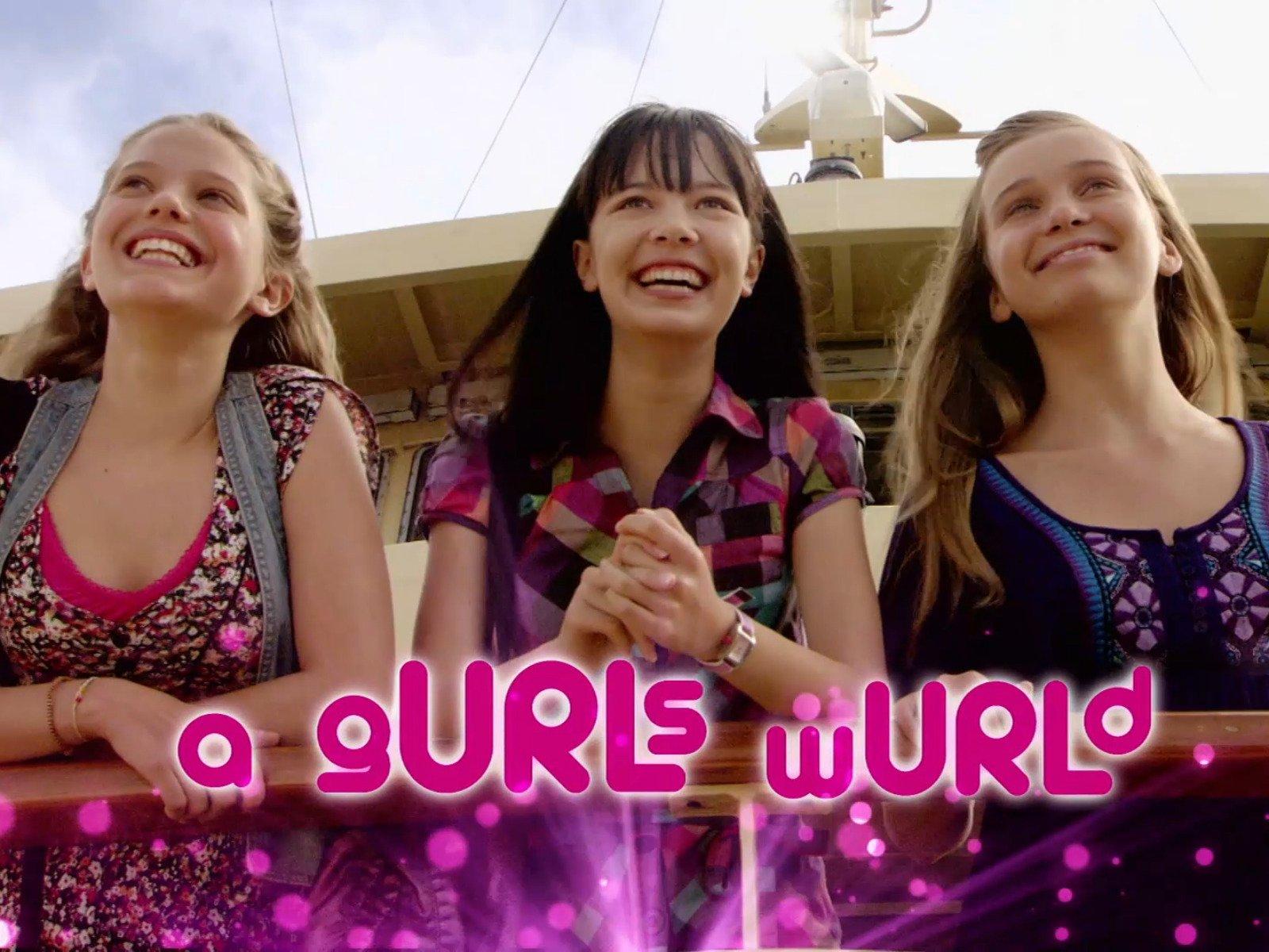 A gURLs wURLd - Season 1