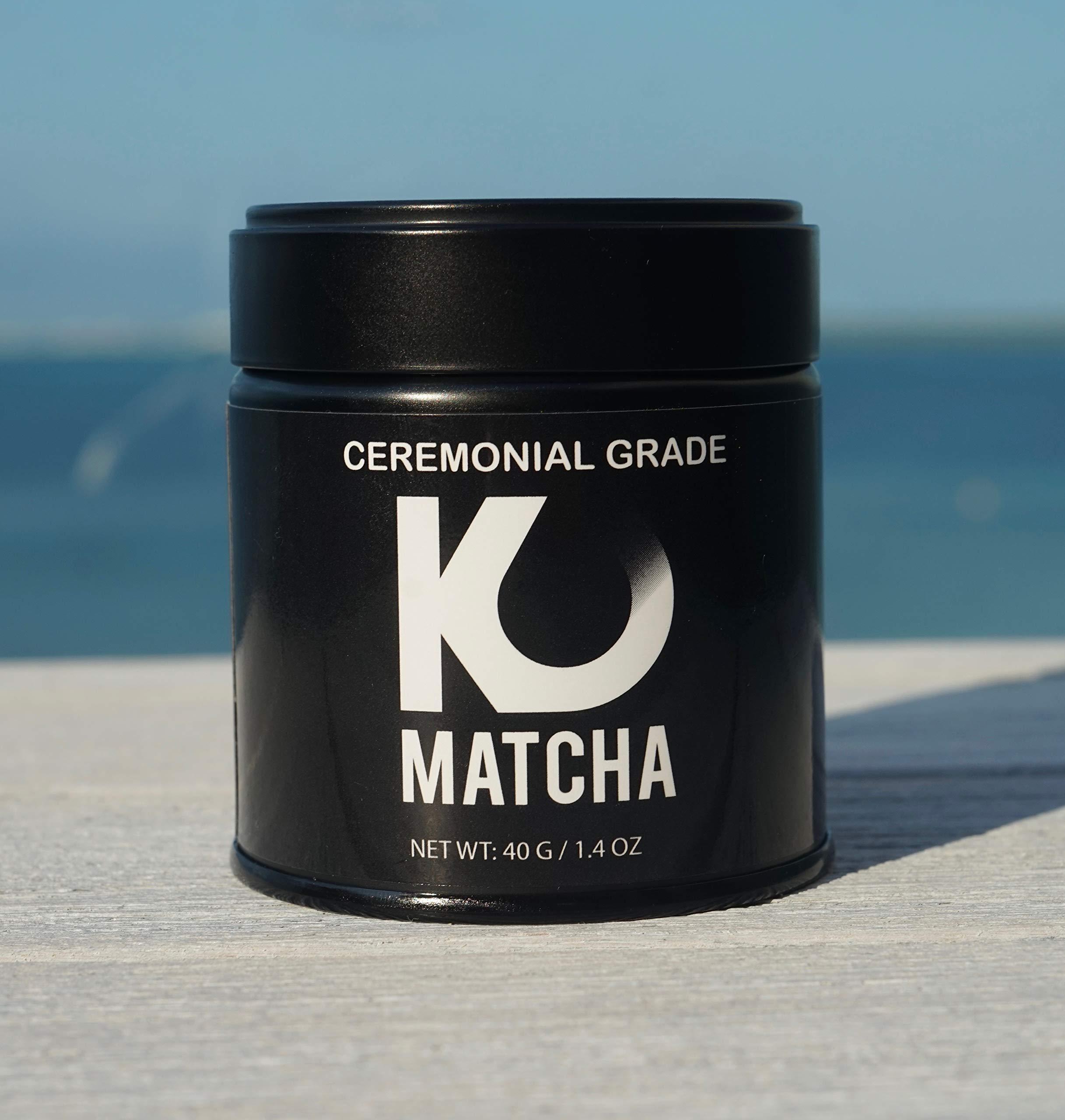 KO Matcha Ceremonial Grade by KO Matcha