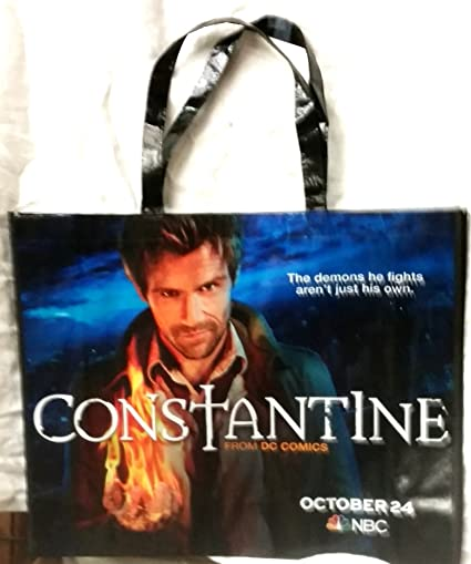 Constantine NBC 20 x 16 inches Double Sided Swag Bag San Diego Comic
