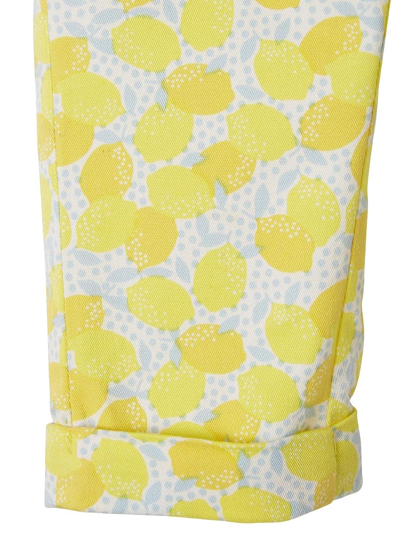 Vertbaudet Baby M/ädchen-Hose Zitronen