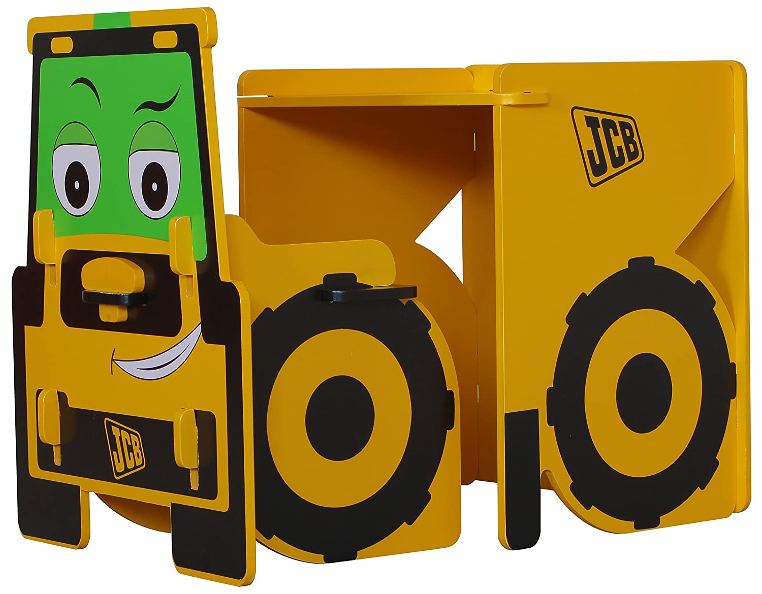 Kidsaw JCB Schreibtisch und Stuhl