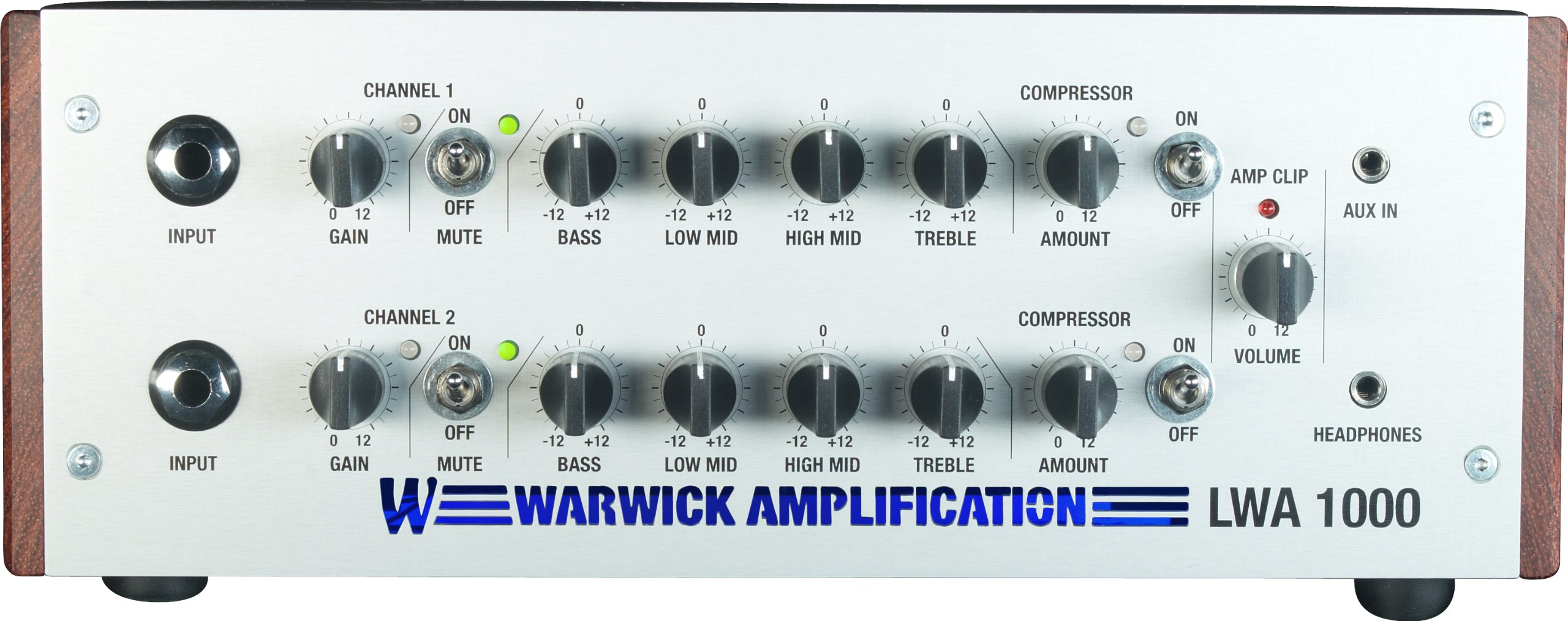 Warwick LWA1000 1000 Watt Head