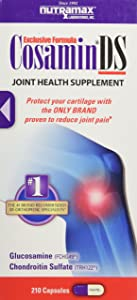 best joint supplements Cosamin DS Joint Health Supplement