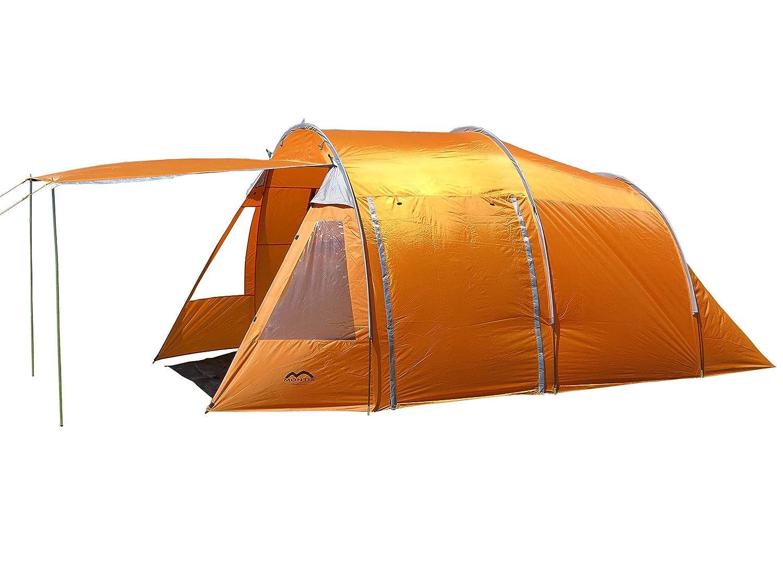 MONTIS HQ WYOMING RANCH, 4 Personen, Premium Camping und Familienzelt, 470x250, 8kg
