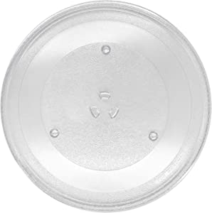 Primeswift 5304464116 Microwave Glass Turntable Tray Replacement 13 1/2