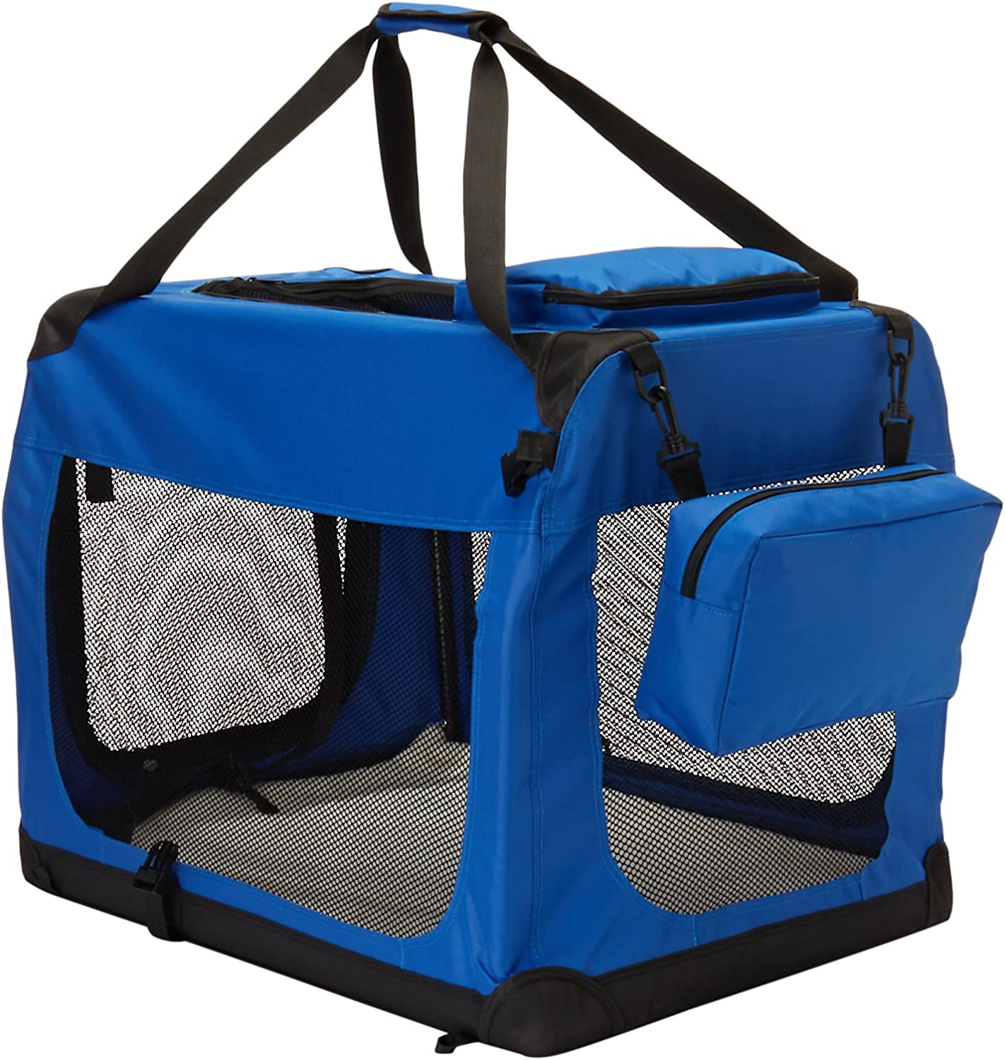 Go Pet Club Soft Crate for Pets, 20-Inch