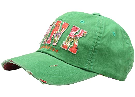 3b4908c4ba RaOn B82 Sexy Women Girl Flower Pink Cute Lady Design Ball Cap Baseball Hat  Truckers (