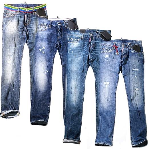 77b443e69e68f Amazon.com  DSQUARED Original Designer Men s Boy s Jeans S74LA0386 ...