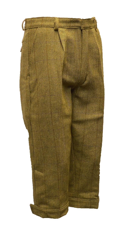Walker and Hawkes alevros Derby Tweed stampi Breeks pantaloncini più chiaro verde salvia 30-46 MNSTWDTRSLP