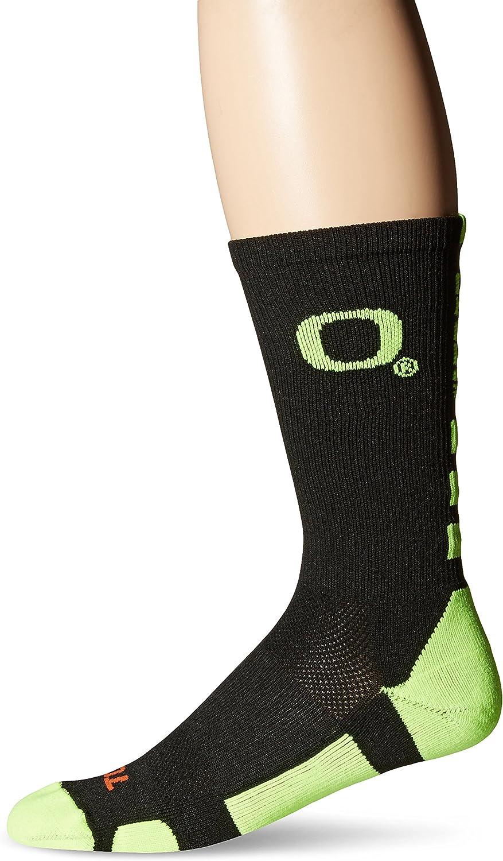 TCK Oregon Ducks Socks Victory Crew