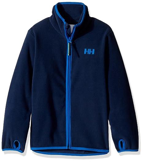 5af5d2249 Amazon.com  Helly Hansen Kid s Daybreaker Fleece Jacket  Sports ...